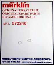 MARKLIN 572240  VETRO OBLO (2 Pz.)  FENSTEREINSATZ (2 St.)