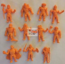 "Super7 ORANGE LOT x 11 TRASH CAN SDCC 2016 MUSCLE Masters Of The Universe 2""Inch"