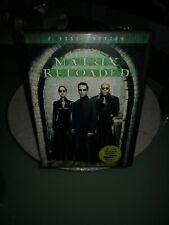 DVD Matrix Reloaded - 2-Disc-Edition (2003)