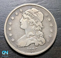1832 Capped Bust Quarter --  MAKE US AN OFFER!  #B6993