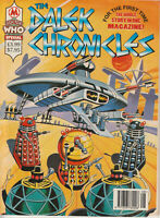 RARE: The Dalek Chronicles. From TV21. Doctor Who Magazine Special. %2CharityDo!