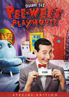 Pee-wee s Playhouse - Seasons 1-2 (Special Edi New DVD