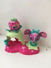 ZOOBLES BOYLE & SHIPPY TOY FIGURES 429 AND 430 SPIN MASTER FISH OCTAPUS PLAYSET