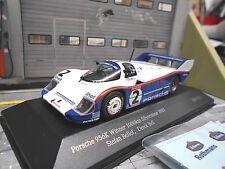 PORSCHE 956 K 1000km Silverstone 1983 winner #2 Bellof Bell Rothma IXO Edit 1:43
