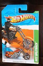 Hot Wheels 2011 Treasure Hunt Occ Splitback Chopper 11/15