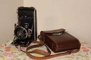 Ihagee Klappkamera Balgenkamera 6x9 gut erhalten, funktionsfähig, sauber