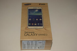 Samsung Galaxy Grand 2 Duos SM-G7102 8 GB Dual SIM Smartphone Black Unlocked  4G