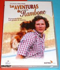 LAS AVENTURAS DE HAMBONE / Hambone and Hillie - English Español DVD R2 Precintad