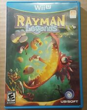 Rayman Legends (Nintendo Wii U, 2013) COMPLETE with MANUAL NM-