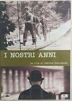 I NOSTRI ANNI (2000) un film di Daniele Gaglianone - DVD EX NOLEGGIO - 01
