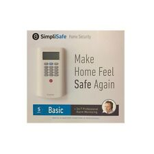 NEW SIMPLISAFE BASIC 5-PIECE HOME SECURITY SYSTEM TRUSTED U.S. SELLER FREE S&H