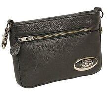 Milwaukee MP8815-BLK-PCS Women's Black Shoulder Bag with Zipper Closure