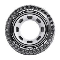 Intex Inflatable Monster Truck Tyre Swim Ring