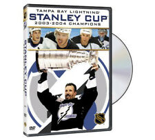 DVD: Tampa Bay Lightning 2004 Stanley Cup Champions Official NHL Highlight Video