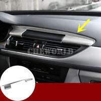 Innen Mittelkonsole GPS Navigation Rahmen Zierleisten Für Audi A7 S7 2012-2018