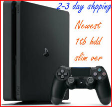 New Sony PlayStation 4 PS4 Slim 1TB Console FREE 2-3 DAY SHIPPING