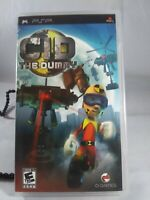 Sony PSP Game: CID the Dummy, 2008, Rated E10+, Complete, Tested