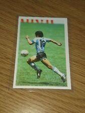 Maradona Rookie Card Ebay