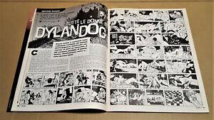 TUTTE LE DONNE DI DYLAN DOG speciale fumetti su rivista SELEN 18/1996