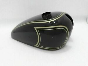 Matchless (Single Cylinder) Black Painted Petrol Tank (Reproduction) Guarnted Ps