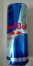 1 Energy Drink Boîte Red Bull Autriche plein full 250 ml Can énergie collection