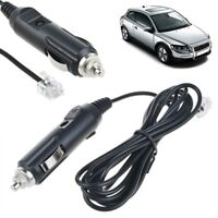 6ft Car Power Cord For Beltronics Vector 995 Radar Detector Straight Cord