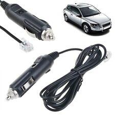 6ft Car Power Cord For Beltronics Vector 995 Radar Detector Straight Cord