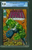 Savage Dragon  1 CGC 9.8 white pages Image Comics