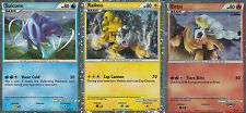 LEGENDARY RARES HGSS Promo Pokemon Cards Entei Suicune Raikou