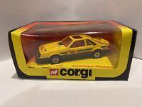 Corgi Ford Cobra Mustang # 370 1982 Made In GB