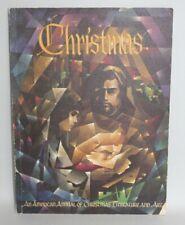 Vintage Christmas Annual Literature & Art Amazing Illustrations Volume 38