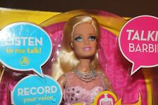 Talkin' Barbie Talking Life in the Dreamhouse 2012 Mattel Y7444 Dead Batteries