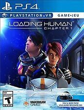 Loading Human: Chapter 1 (Sony PlayStation 4, 2016) PSVR PS4 VR Video Game