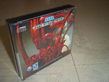 BEAST II.SEGA MEGA CD PAL .REPLACEMENT CASE+INLAYS ONLY.NO GAME