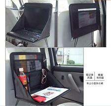 Folding Inner Car Laptop Desk Computer Food Stand Table Boar Storage Bags