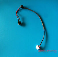 C13 FOR TOSHIBA SATELLITE L645D-S4056 DC POWER JACK CABLE