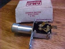 NOS 1949 1954 Ford Dimmer switch 81A-13532 NOS 1954 1949 Ford