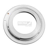 Leica M39 lens to Canon EOS  EF Camera Adapter For 1200D 750D 650D 7D 6D 5D DSLR
