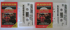 STAR TREK NINE DEEP SPACE EMISSARY AUDIO ADVENTURE RARE DOUBLE CASSETTE TAPE SET