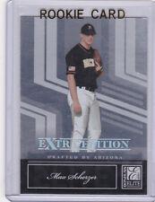 MAX SCHERZER Detroit Tigers 2007 RC Donruss Elite ROOKIE CARD Baseball Nats RARE
