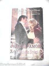 VALZER D AMORE Michelle Styles Harlequin Mondadori I grandi romanzi 2010 libro