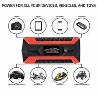 20000mAh Voiture Chargeur de batterie 12V Auto Jump Booster démarrage  d'Urgence