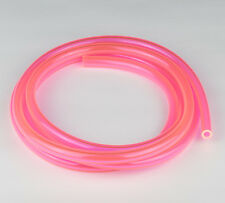"7 Feet of Pink 1/4"" Fast Flow Fuel Line Snowmobile ATV Jetski Go Kart Cycle"