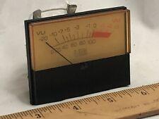"""Vintage UREI VU meter 3"""" x 2-1/4"""" LA-4++"""
