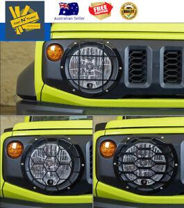 Head Light Cover Guard for Suzuki Jimny JB74 2019-2021 Metal Accessories 4x4