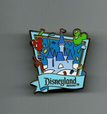 Dlr Disney Rewards Visa Card Celebrate Everyday Sleeping Beauty Blue Castle Pin