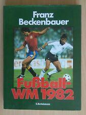 Buch der Fussball-WM 1982 in Spanien
