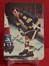 New listing 🔥 1976-77 Topps Glossy Insert NHL Ice Hockey Card #14 JOHN BUCYK BOSTON 🔥