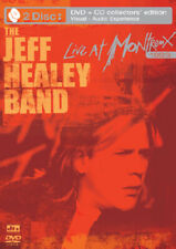 Jeff Healey Band : Live At Montreux 1999 [DVD] [2006] CD FREE Shipping, Save £s