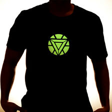 Smartieshirt Ironman Glow in the dark reactor shirt (IMG01)
